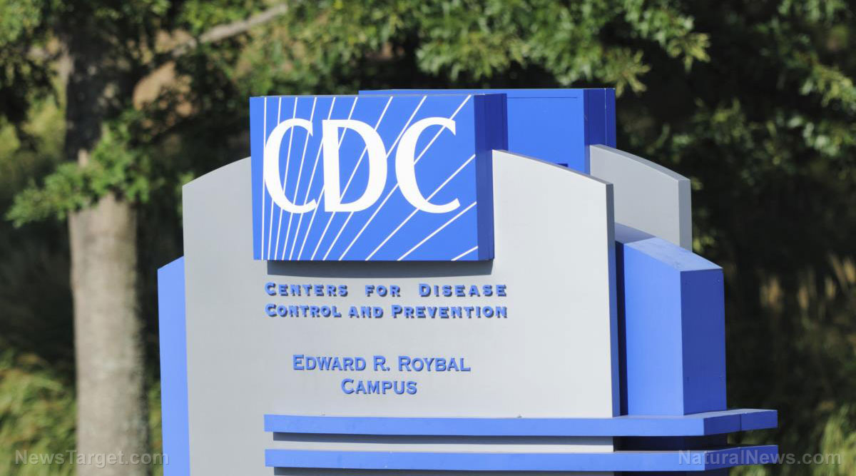 Image: Thanks to COVID-19, the sleazy, corrupt inner workings of the U.S. CDC are being exposed