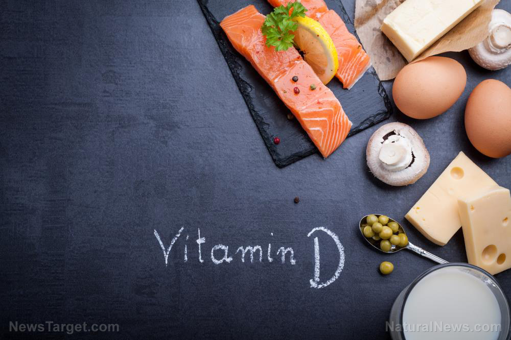 Image: Vitamin D supplementation can REDUCE cancer death risk by 16%, study shows