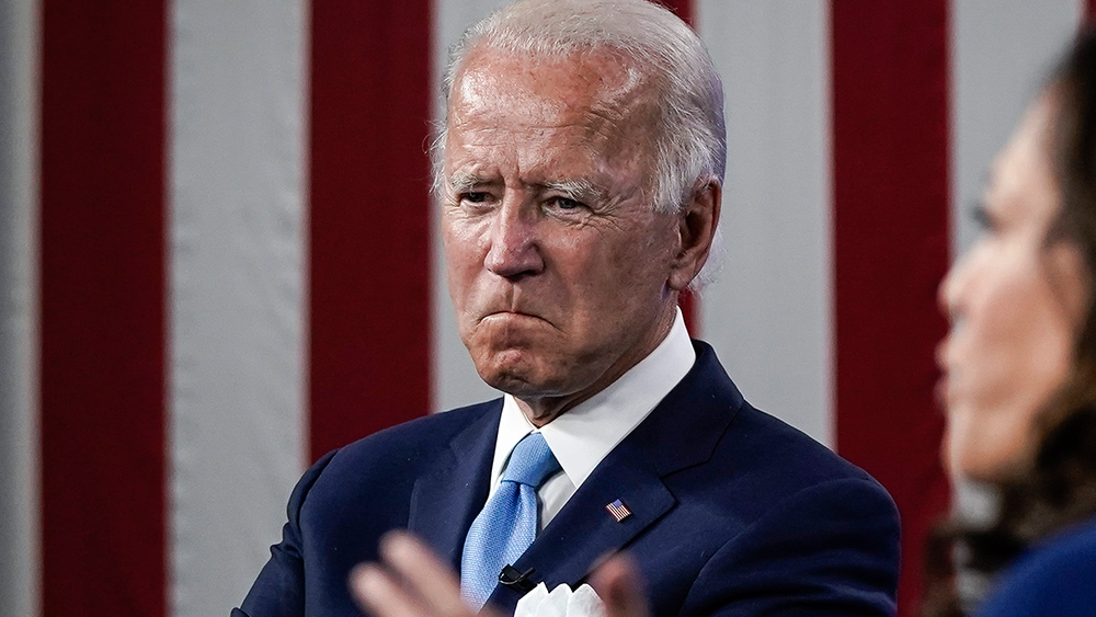 "Image: If Biden loses, leftists are planning for ""mass public unrest"""