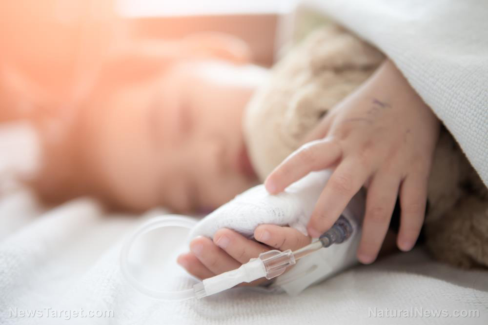 Image: Dutch government backing euthanasia for terminally ill children
