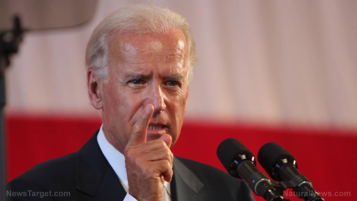 "Image: Joe Biden finally admits the TRUTH, that he's ""Kamala's running mate"" [VIDEO]"