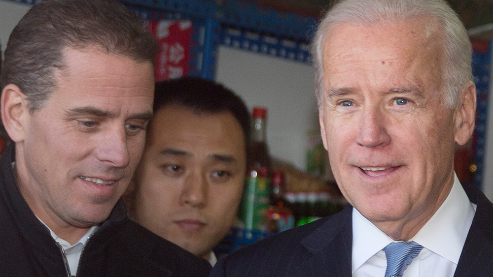 "Image: BOMBSHELL: Hunter Biden audio surfaces, containing CONFESSION of partnership with China ""spy chief"" – National Pulse"