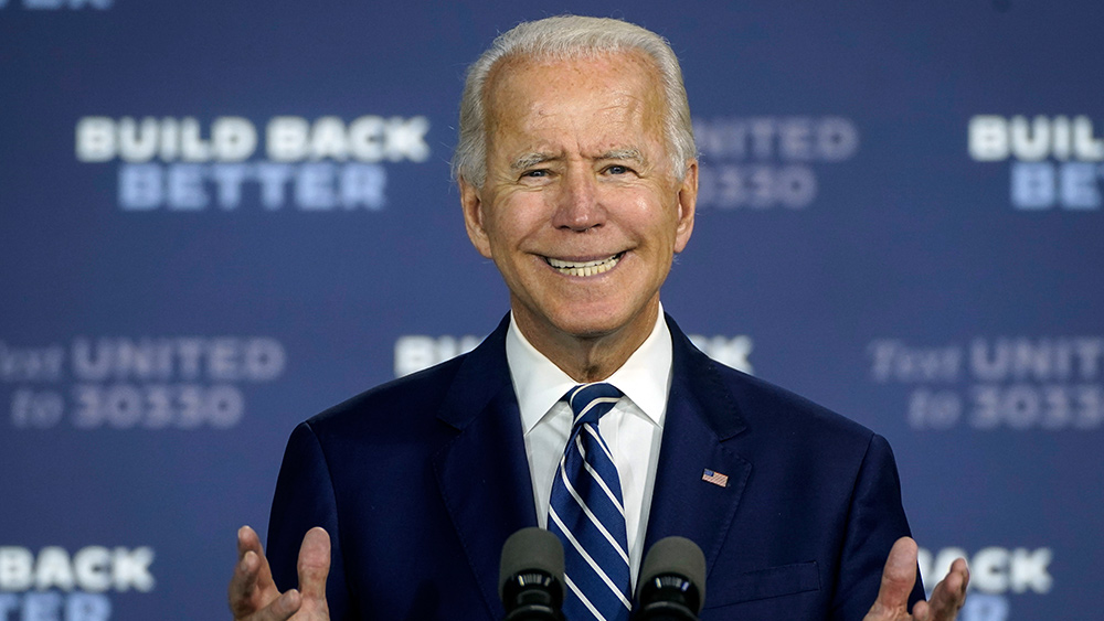 "Image: Joe Biden linked to ""hundreds of millions of dollars"" in money laundering schemes"