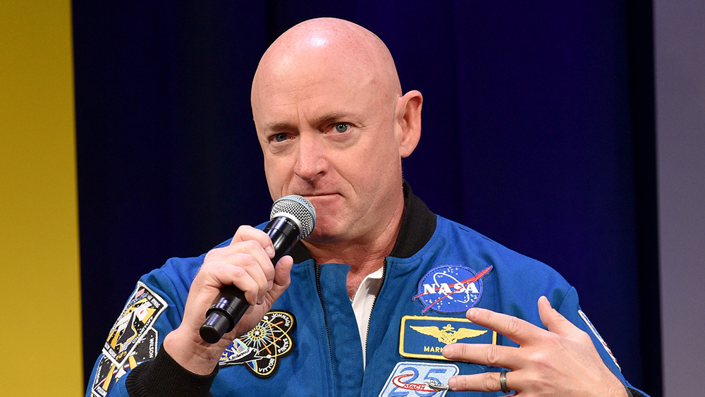 "Image: James O'Keefe exposes gun-grabbing Arizona Democratic Senate candidate Mark Kelly: ""He just wants to get elected first"""