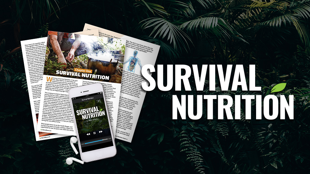 Image: Survival Nutrition audio book LAUNCHED: Free download – 8 hours of audio mp3 plus PDF reference transcript – get it here