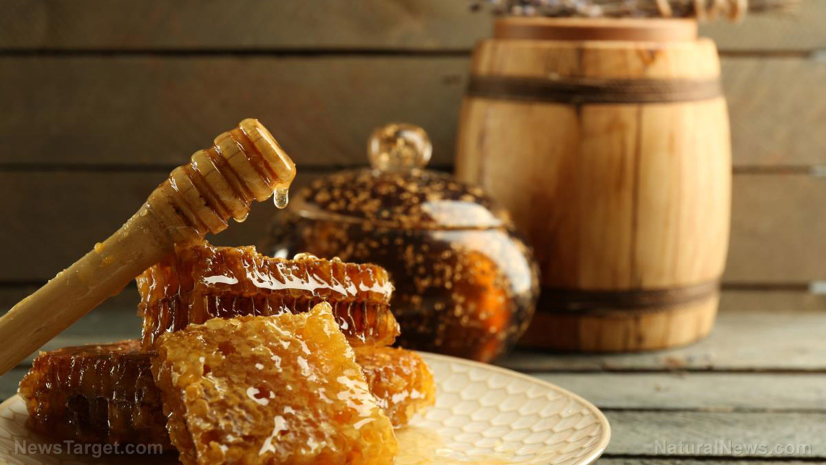 Image: Food supply 101: How to buy and store honey, the ultimate survival food