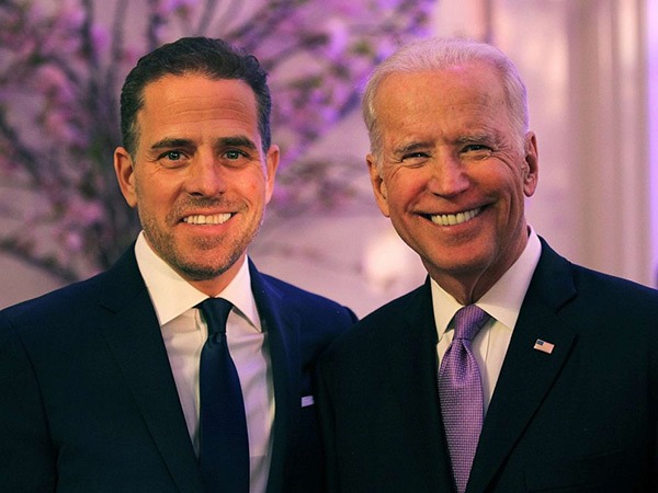 Image: New Senate docs 'confirm' troubling Biden family links to China, Russia