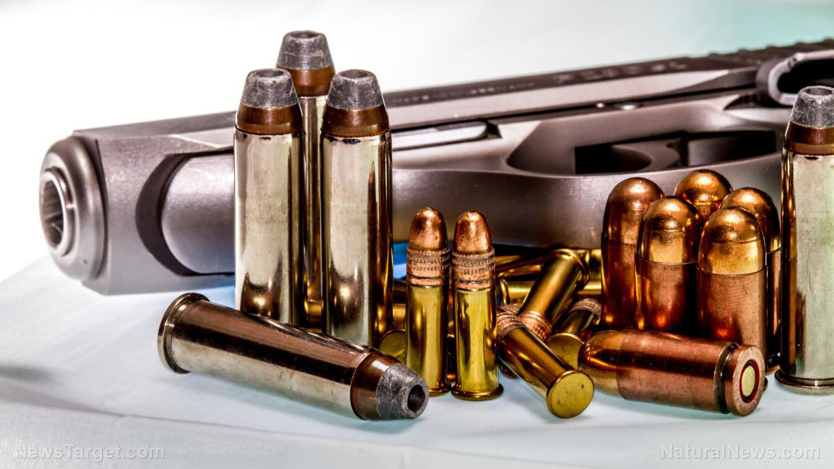 Image: Ammo manufacturers insist they're still producing, but demand is far outstripping supply