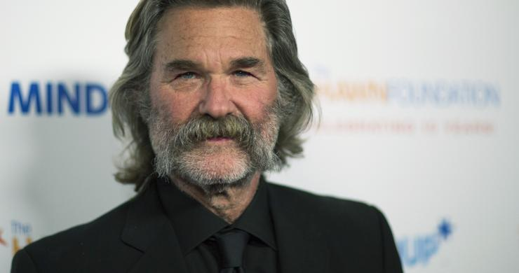 Image: Shut up and act – Kurt Russell tells celebrities to quit talking politics