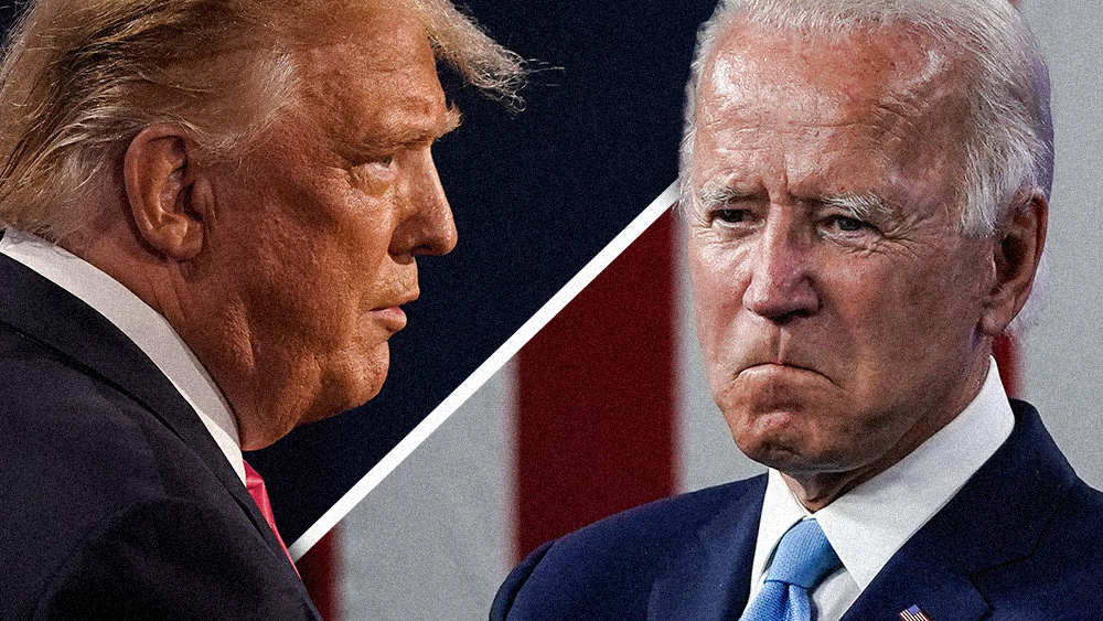 Image: New evidence shows every after-hours injection of ballots in key battleground states were ALL for Biden